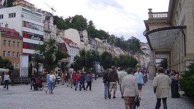 Karlovy Vary Kolonada Mapy Cz
