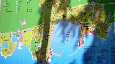 Umag Podrobna Mapa Mapy Cz