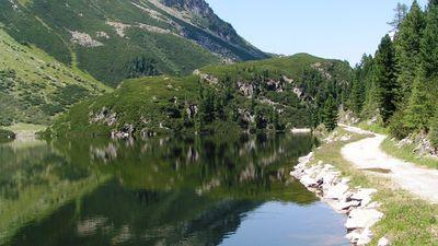 Grunsee Vysoke Taury Rakousko Mapy Cz