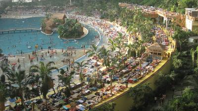 Tropical Islands Zabavni Park Mapy Cz
