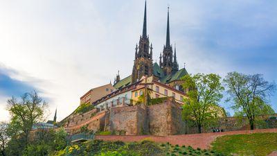 Brno Statutarni Mesto Mapy Cz