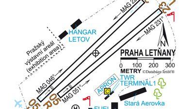 Letiste Praha Letnany Lklt Letiste Mapy Cz