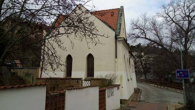 Michelská synagoga Praha (Židovská památka) • Mapy.cz