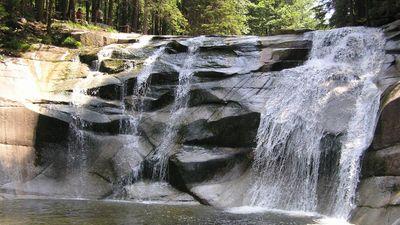 Mumlavsky Vodopad Vodopad Mapy Cz