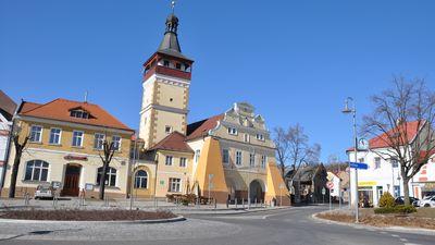 Dobrovice Mesto Mapy Cz